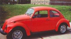 Der 1972 Käfer